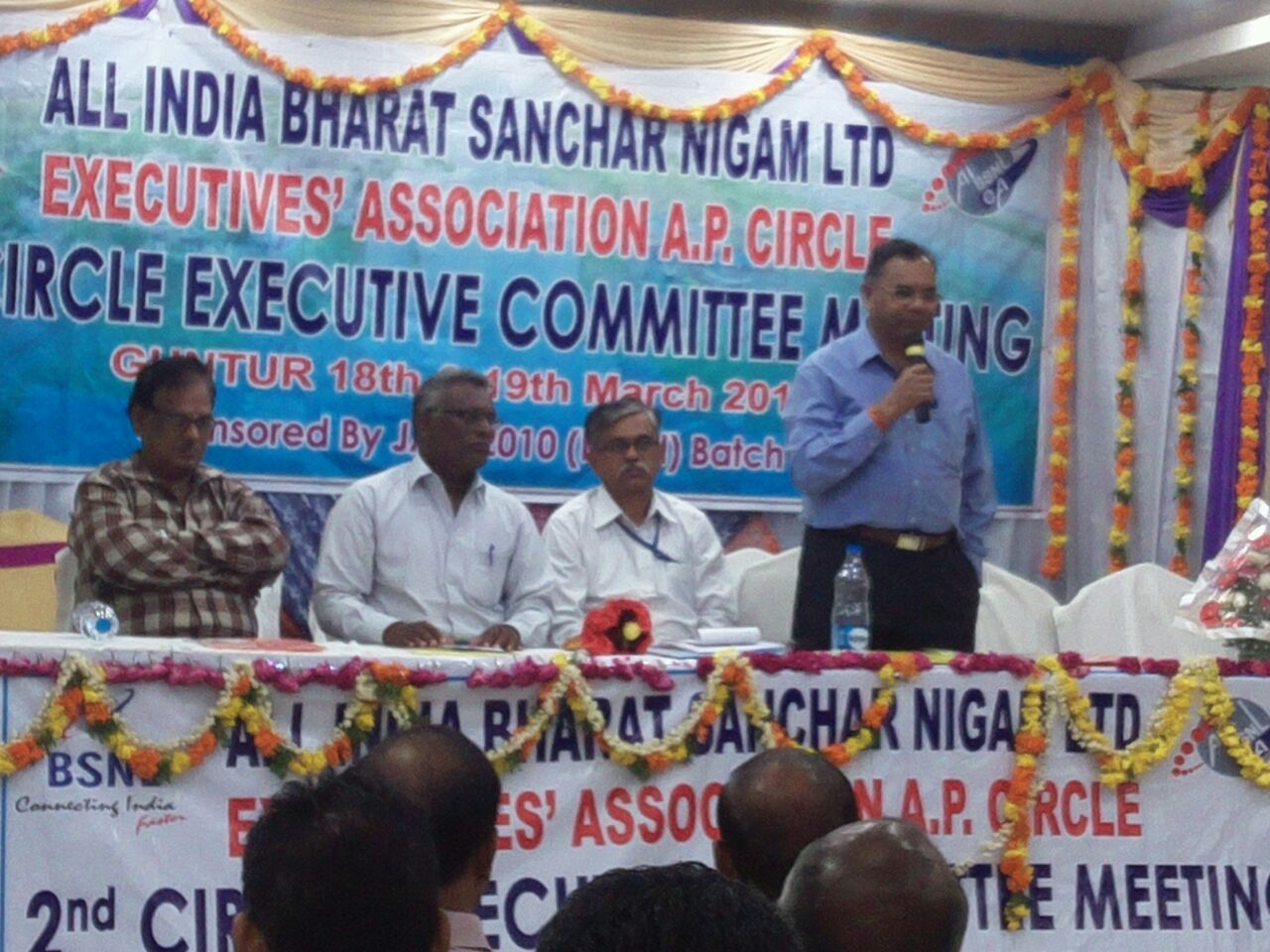 GS addressing CEC
