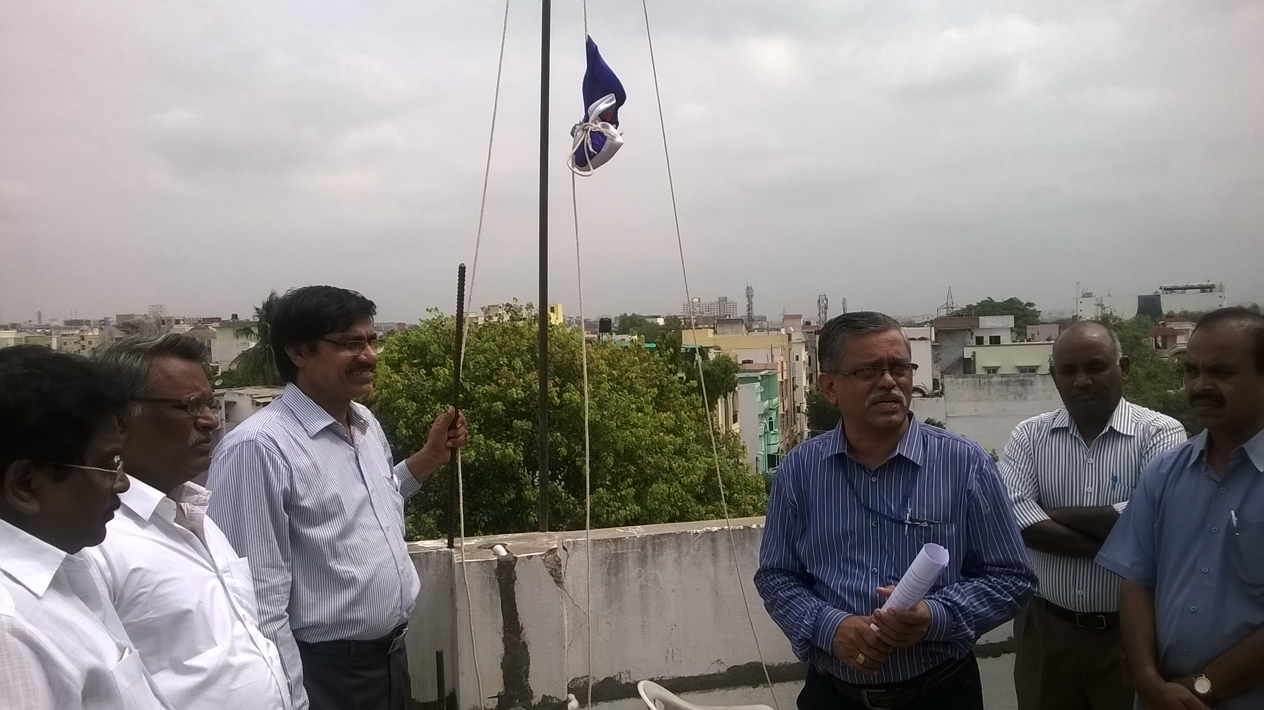 cec meet flag hoist
